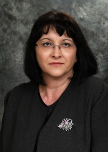Билјана Попоска-професор