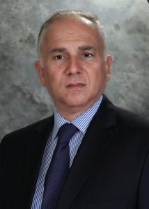 Гоце Ѓорѓиески - професор