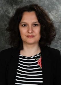 м-р Наташа Гредоска - професор