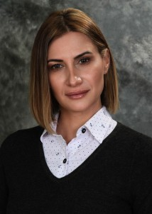 Александра Ставреска-професор