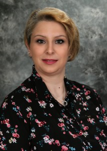 Билјана Божиноска- професор