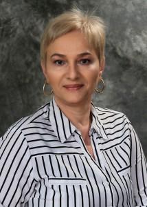 Елизабета Спировска-професор