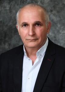 Радомир Јорданоски -професор